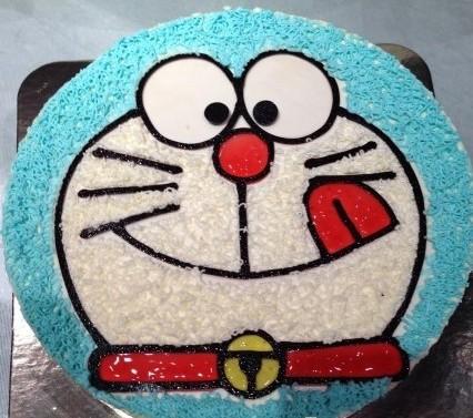 创意卡通生日蛋糕设计